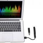 Vicloon Espion stylo Enregistreur 8GB sans Fil Vocal pour Recording Interviews et Apprentissage des Etudiants - Recharge de Stylo Remplaçable de la marque Vicloon image 4 produit
