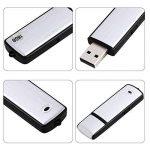 Vicloon Micro Espion USB 16Go,Dictaphone,l'enregistreur d'audio,pour Windows7/8/VISTA/2000 /XP/Windows98/98SE/ME de la marque Vicloon image 1 produit