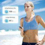 Victure Lecteur MP3 en Metal 100H Lecteur Musique Portable 8Go avec Radio FM, 1.8 TFT Écran, Enregistreur Vocal, Supporte carte SD jusqu'à 64Go de la marque Victure image 2 produit