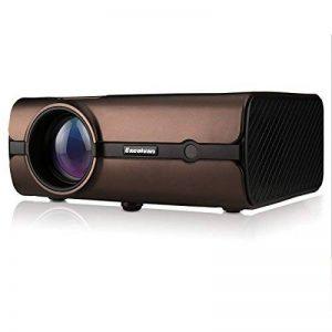Vidéoprojecteur 2000 Lumens Excelvan LED Retroprojecteur HD 1080P Soutenu Multimédia Cinéma Maison Projecteur Portable HDMI USB SD Carte VGA de la marque Excelvan image 0 produit