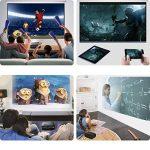 vidéoprojecteur led hd android TOP 2 image 2 produit