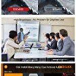 vidéoprojecteur led hd android TOP 9 image 2 produit