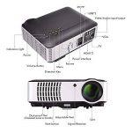 vidéoprojecteur multimédia TOP 1 image 1 produit