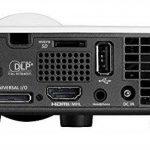 Vidéoprojecteur Optoma ML1050ST, LED Courte focale Ultra Compact (420g) de la marque Optoma image 2 produit