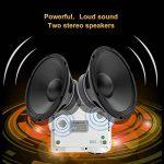 Videoprojecteur Portable, ARTLII Retroprojecteur 2000 Lumens LED HD 1080p Projecteurs pour Jeu Video Photos Films (Blanc) de la marque Artlii image 3 produit