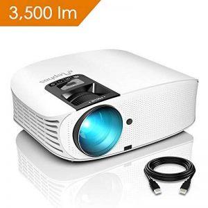 vidéo projecteur hd portable TOP 14 image 0 produit