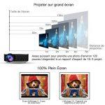vidéo projecteur hd portable TOP 3 image 3 produit