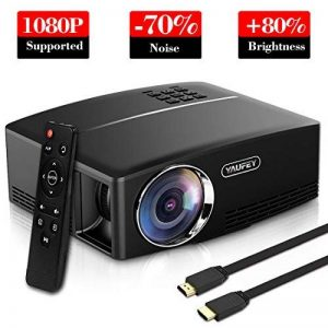 vidéo rétro projecteur TOP 4 image 0 produit