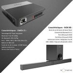 vidéoprojecteur 3d full hd wifi TOP 12 image 1 produit