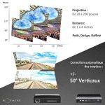 vidéoprojecteur 3d full hd wifi TOP 12 image 3 produit