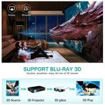 vidéoprojecteur 3d full hd wifi TOP 4 image 4 produit