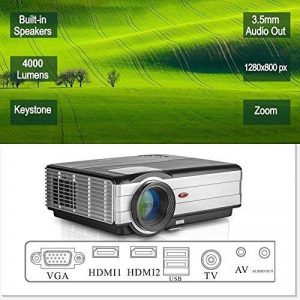 vidéoprojecteur 4000 lumens TOP 1 image 0 produit