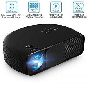 vidéoprojecteur 4000 lumens TOP 8 image 0 produit