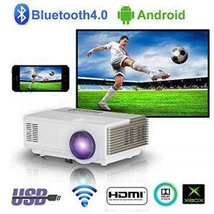 vidéoprojecteur 4k wifi TOP 8 image 0 produit