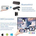 vidéoprojecteur 4k wifi TOP 8 image 2 produit