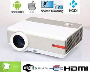 vidéoprojecteur 5000 lumens TOP 12 image 0 produit