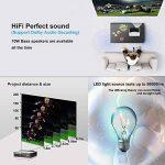 vidéoprojecteur 5000 lumens TOP 13 image 2 produit