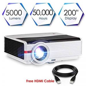 vidéoprojecteur 5000 lumens TOP 2 image 0 produit