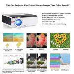 vidéoprojecteur 5000 lumens TOP 2 image 1 produit