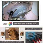 vidéoprojecteur bluetooth TOP 2 image 4 produit
