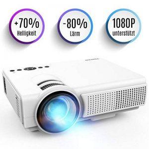 vidéoprojecteur bluetooth TOP 8 image 0 produit