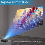 vidéoprojecteur compact full hd TOP 6 image 4 produit