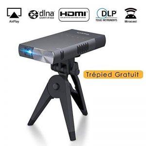 vidéoprojecteur dlp hd TOP 8 image 0 produit