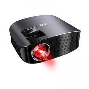 Vidéoprojecteur Full HD, Artlii Rétroprojecteur 3500 Lumens, Supporte Le 1080p, Compatible Clé USB, iPhone, PC, Laptop Regarder Football, NBA, Roland Garros de la marque image 0 produit