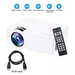 Vidéoprojecteur Full HD LED 2500 Lumen Joyhero Portable Mini Projecteur de la marque Joyhero image 0 produit