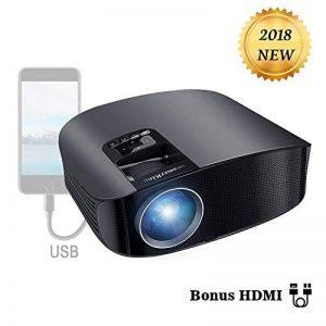 vidéoprojecteur hd 1080p TOP 10 image 0 produit