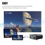 vidéoprojecteur hd 1080p TOP 10 image 1 produit