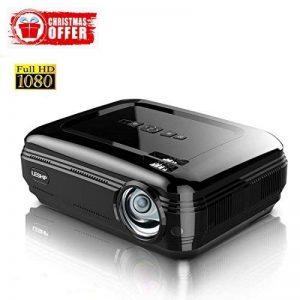 vidéoprojecteur hd 1080p TOP 6 image 0 produit