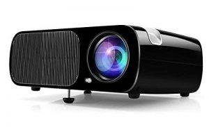 Vidéoprojecteur HD, Projecteur Home Cinéma Ogima BL20, 2600 Lumens Projecteur LCD Supporte 1080P Full HD VGA / HDMI / USB / SD / AV Entrée de la marque OGIMA image 0 produit