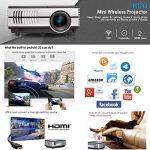 vidéoprojecteur home cinéma wifi TOP 11 image 1 produit