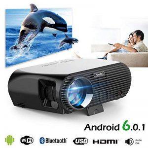 vidéoprojecteur home cinéma wifi TOP 4 image 0 produit