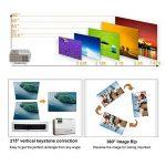 vidéoprojecteur home cinéma wifi TOP 6 image 4 produit