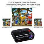 Vidéoprojecteur, IMATEK PJ-B582 Projecteur Vidéo Multifonctions. embarqué Système Android Préinstallé Google Play, Télécharger APP. WiFi Réseau sans Fil et Bluetooth Fonctions. de la marque IMATEK image 2 produit