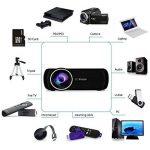 Vidéoprojecteur, IMATEK PJ-B802 Projecteur vidéo Multifonctions. embarqué Système Android préinstallé Google Play, télécharger APP. WiFi réseau sans Fil et Bluetooth Fonctions. de la marque IMATEK image 3 produit