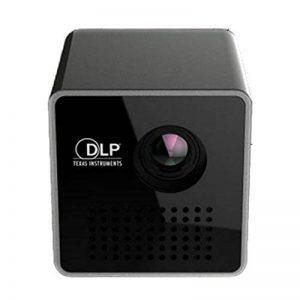 Vidéoprojecteur LCD Coloré(TM) Video Projector, Beamer ,Mini WiFi 30 Lumen 1080p Media Projecteur Batterie de Haut-Parleur intégrée,Vidéo multimédia pour la Maison, Business, Camping /DLP de la marque Coloré image 0 produit