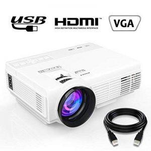vidéoprojecteur led full hd TOP 8 image 0 produit