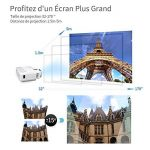 vidéoprojecteur led hd TOP 14 image 3 produit