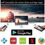 vidéoprojecteur led wifi bluetooth TOP 1 image 2 produit