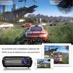 vidéoprojecteur led wifi TOP 10 image 1 produit