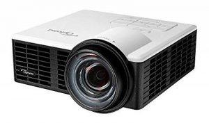 Vidéoprojecteur Optoma ML1050ST, LED Courte focale Ultra Compact (420g) de la marque Optoma image 0 produit