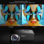 vidéoprojecteur portable full hd TOP 2 image 3 produit