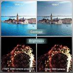 vidéoprojecteur portable led TOP 12 image 1 produit