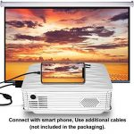 vidéoprojecteur portable led TOP 12 image 2 produit