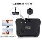 vidéoprojecteur portable led TOP 8 image 4 produit
