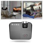 Vidéoprojecteur portable TECHSTICK Mini Retroprojecteur Multimédia Projecteur 1080P 1500 lumens Home Cinéma HDMI VGA USB AV SD de la marque Techstick image 2 produit