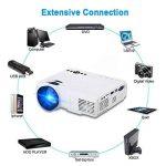 vidéoprojecteur portable wifi TOP 5 image 2 produit